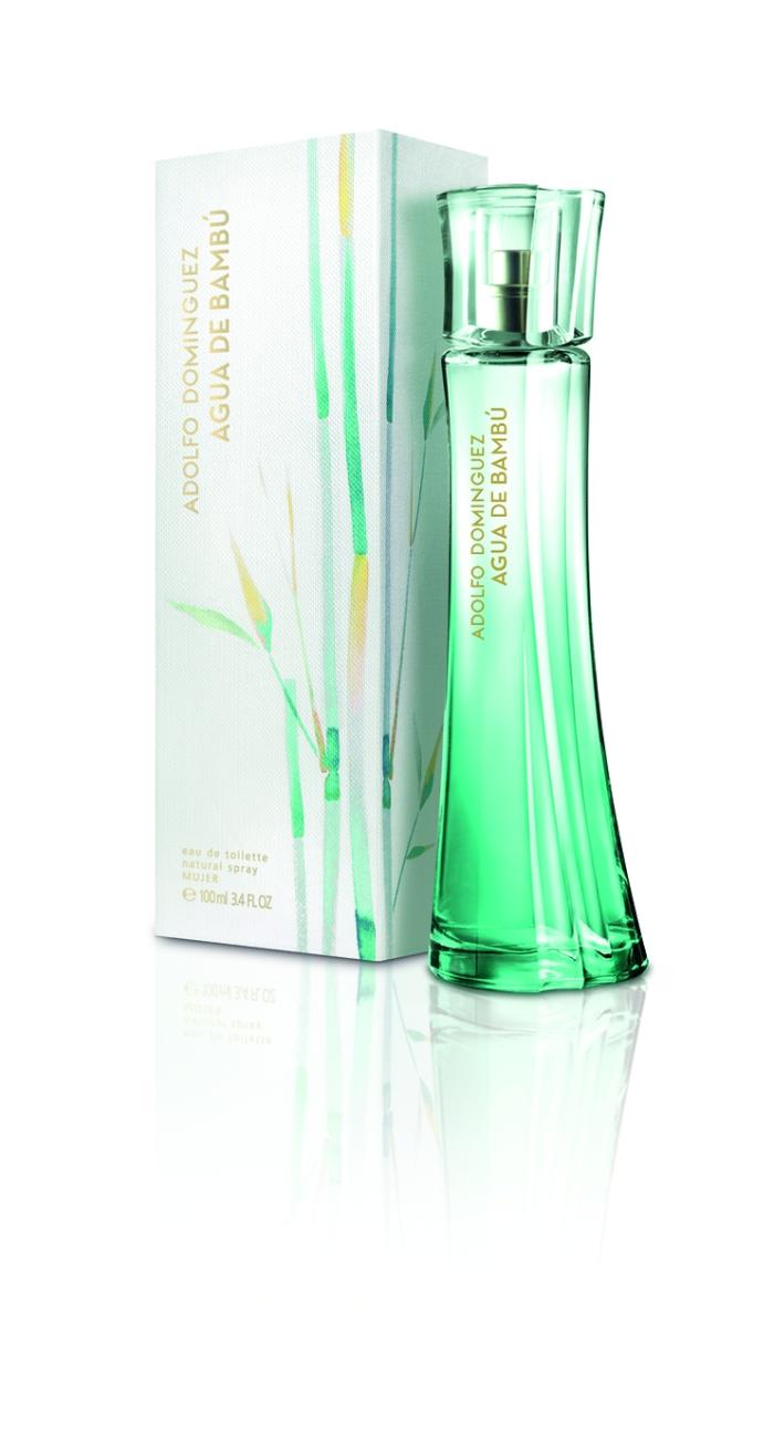 Miercoles de publicidad 1 agua de bambu el nuevo for Adolfo dominguez nuevo